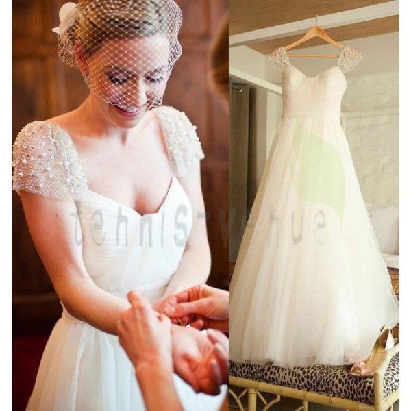 ウェディングドレス aラインドレス 安い ウエディングドレス 二次会 花嫁 パーティードレス 披露宴 マタニティドレス 結婚式 エンパイア ロングドレス 演奏会