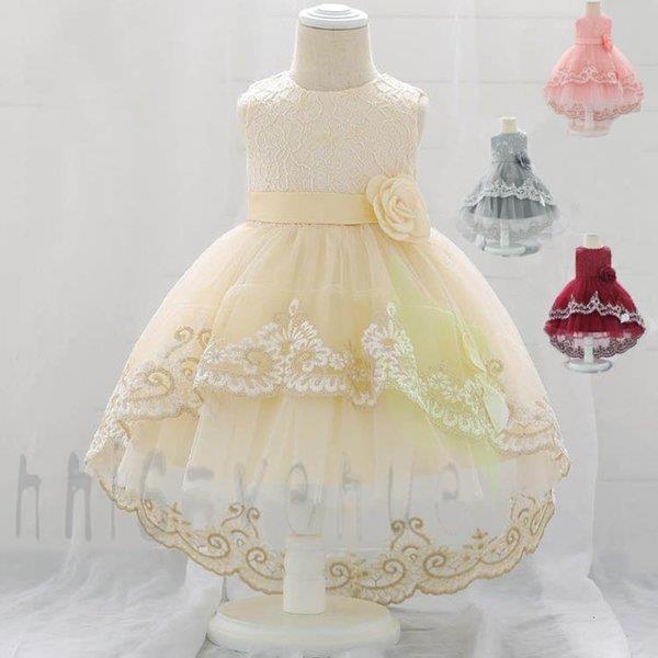 子供ドレス 出産祝い プレゼント 新生児 発表会 結婚式 お宮参り フォーマル ドレス 子供ドレス 70cm 80cm 90cm