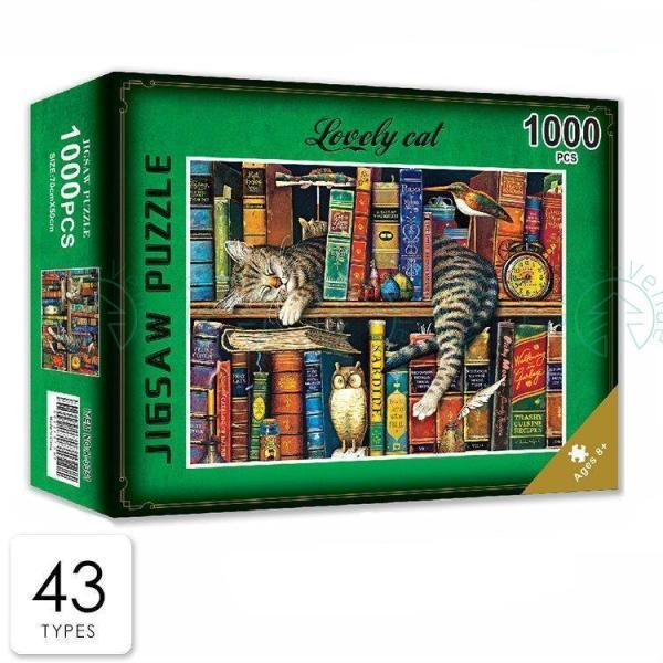 ジグソーパズル 1000ピース 知育玩具 男の子 女の子 プレゼント 誕生日プレゼント 入学祝い クリスマスプレゼント おもちゃ 6歳 7歳 8歳 9歳 10歳 /[ama41c]