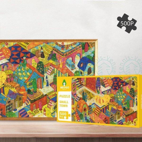 ジグソーパズル 500ピース 知育玩具 男の子 女の子 プレゼント 誕生日プレゼント 入学祝い クリスマスプレゼント おもちゃ 6歳 7歳 8歳 9歳 10歳 知育 /[ama45]