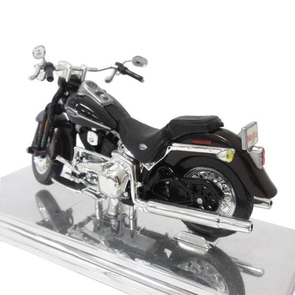 Harley-Davidson 2002 FXSTB Night Train 1:18 Motorrad Modell die-cast model