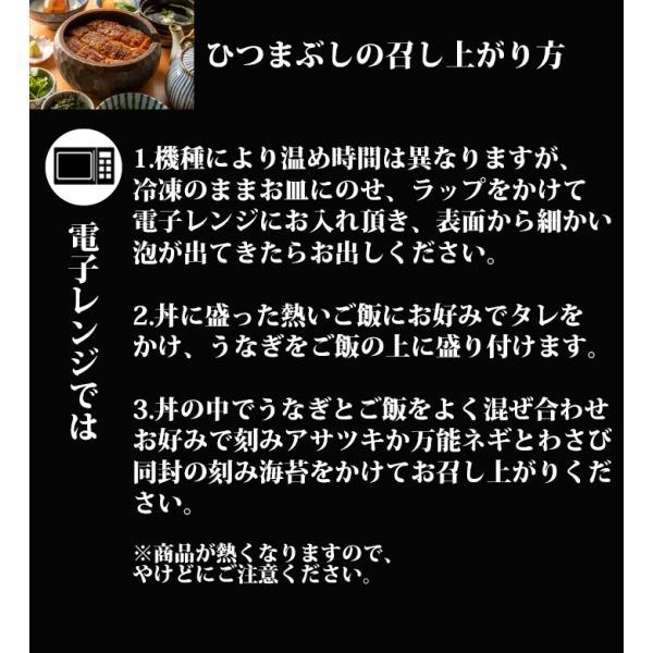 お中元 御中元 ギフト うなぎ 鰻 国産 蒲焼 ひつまぶし 120g ての字 化粧箱入り 手焼き 2020 プレゼント tenoji 10