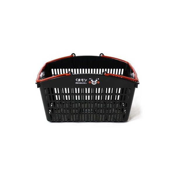 くまモンバスケット(Sサイズ)16L レジカゴ  5個 おしゃれ カゴバッグ カゴバック カゴバスケット カゴ収納 カゴ台車 収納ボックス