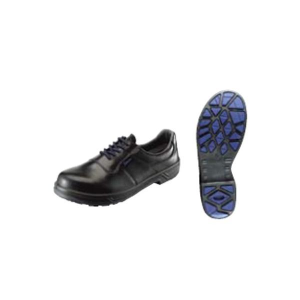 安全靴 シモンジャラット8511N黒 30cm (業務用)(送料無料)