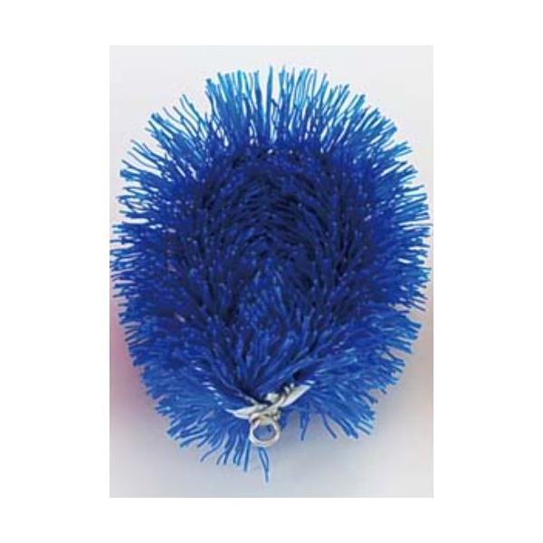 ニューカラータワシ 小(10個入) 青/業務用/新品