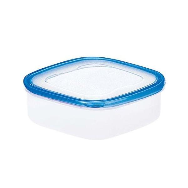 パッセハード シール容器 WS-2 クリアブルー 幅130×奥行130×高さ55.5(mm)/業務用/新品