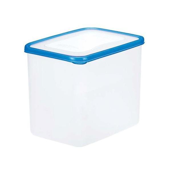 パッセハード シール容器 WB-1 クリアブルー 幅218×奥行160×高さ180(mm)/業務用/新品