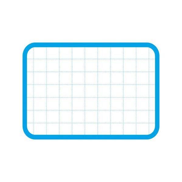 カード 小 ブルー枠/50枚×5冊入/業務用/新品