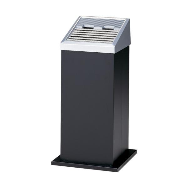 コンドル 屋外用灰皿 スモーキングAL-201 黒/業務用/新品/送料無料