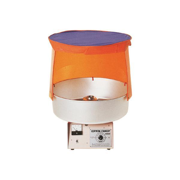 わたあめ機 綿菓子機 業務用 3-5本/1分 CA-120型 幅640×奥行640×高さ800