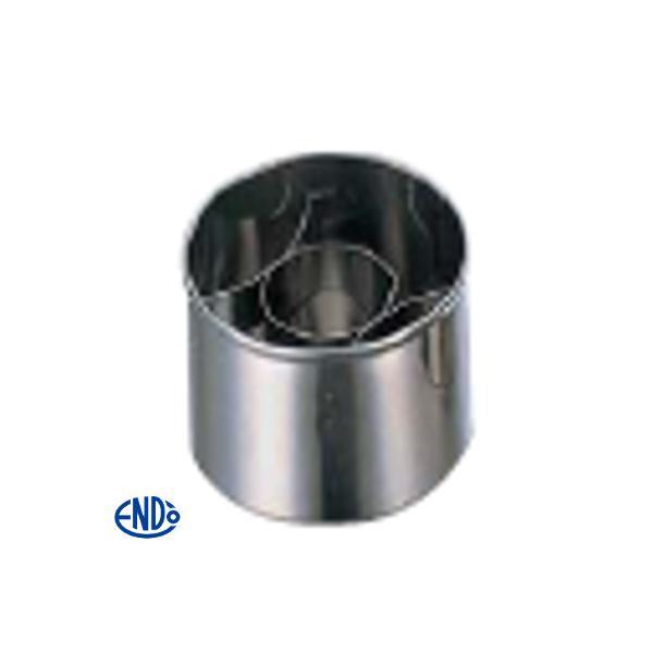 ドーナツ抜型 2.4 直径72×55/業務用/新品
