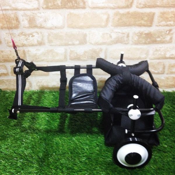 オプション 足置き 本体別 犬の車椅子用 後ろ足麻痺のワンちゃんへ|tenshinowa1224|03