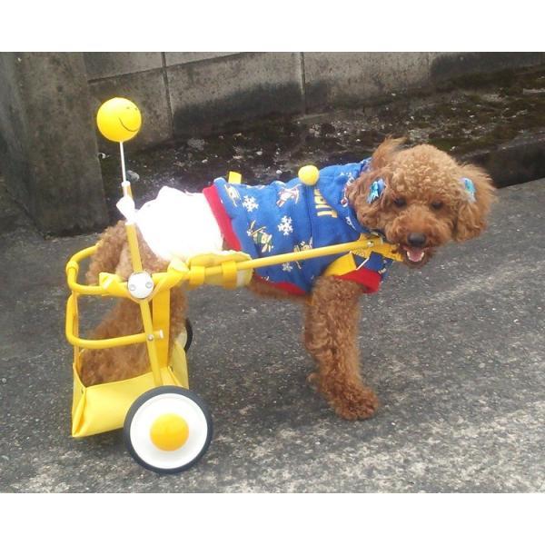 オプション 足置き 本体別 犬の車椅子用 後ろ足麻痺のワンちゃんへ|tenshinowa1224|06
