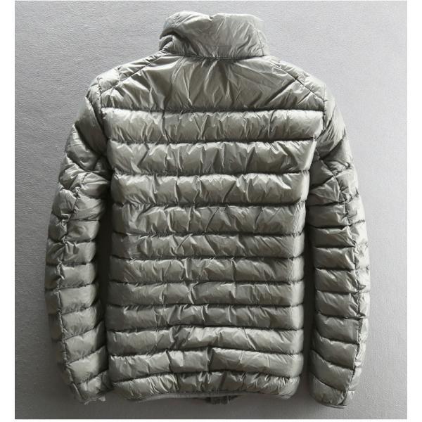 ダウンジャケット メンズ 軽めアウター ライトダウン 軽量 防寒 薄手 あったか 暖 ジャケット 大きいサイズ あたたか 2018 春セール|tenze|04