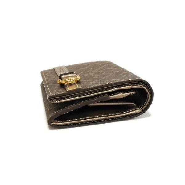 NINA RICCI ニナリッチ  財布 二つ折り ボックス小銭入れ  レディース 新品 ブロンズ box ギャルソン 四角|teradium-bag|02