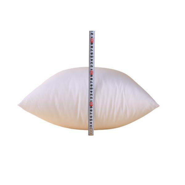ヌードクッション 中身 背当て クッション 腰当て 腰痛 解消 国産 帝人綿 肉厚 ふっかふか 日本製 45x45cm|terao-sangyo|04