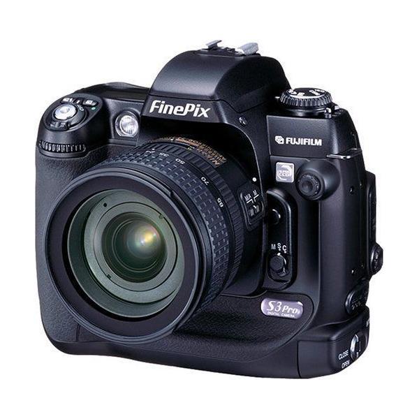 FUJIFILM FinePix S3Pro デジタル一眼レフカメラ