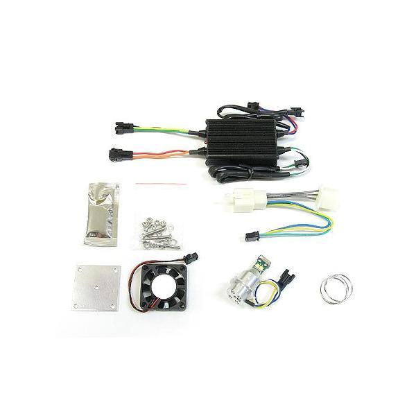 即納 プロテック ズーマーX(タイ仕様)['16]専用 LEDヘッドライトバルブキット LB7-ZM PH7 6000K 65035|terranet