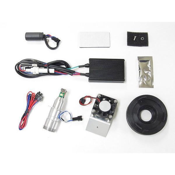 即納 プロテック BMW S1000RR['09〜'14]用 LEDヘッドライトバルブキット LB7-BRR H7 6000K ※Loビーム側専用 65056 terranet
