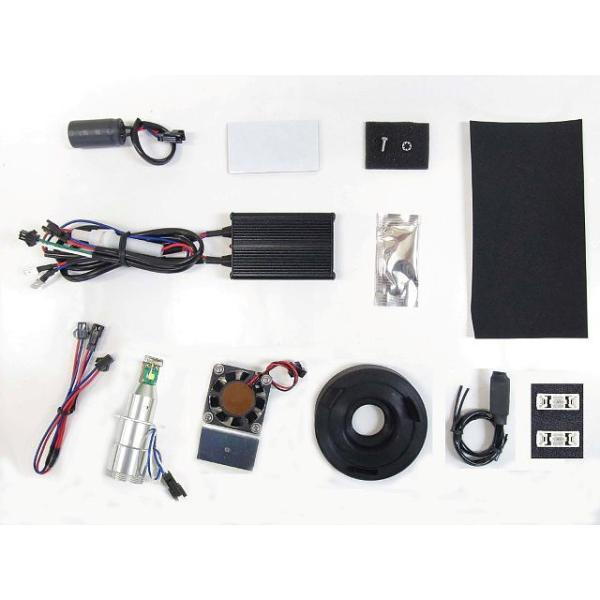 即納 プロテック BMW C 650 SPORT / C 600 SPORT用 LEDヘッドライトバルブキット LB7-BCS H7 6000K ※Loビーム側専用 65058|terranet|02