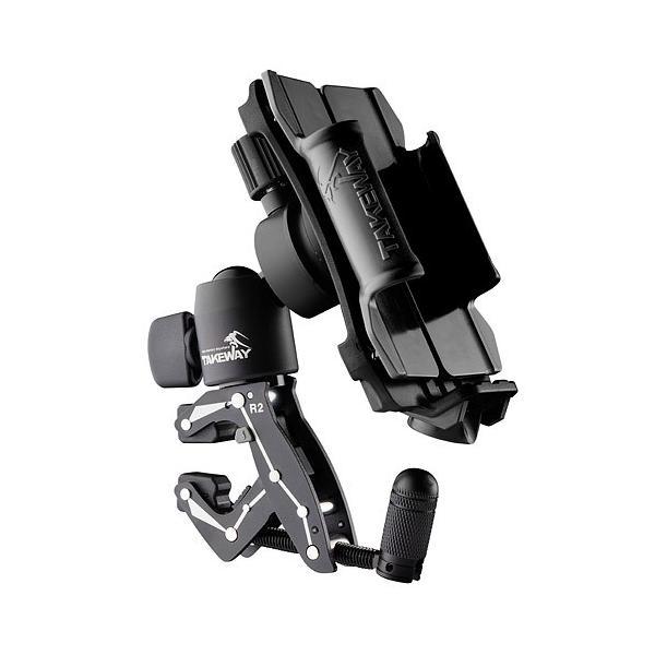 コルハート LeFH-e & TAKEWAY エフロック ユニバーサルベストクランプ(スマートフォン&アクションカメラクランプセット) 850000 terranet