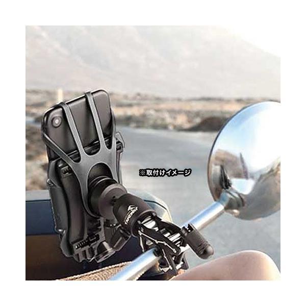 コルハート LeFH-e & TAKEWAY エフロック ユニバーサルベストクランプ(スマートフォン&アクションカメラクランプセット) 850000 terranet 04