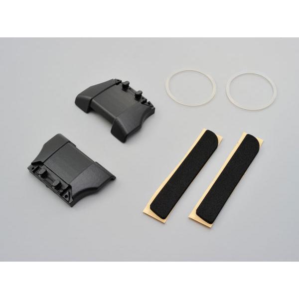 デイトナ(DAYTONA) MOTO GPS RADAR LCD レーダー用サイドフックセット 95202 terranet