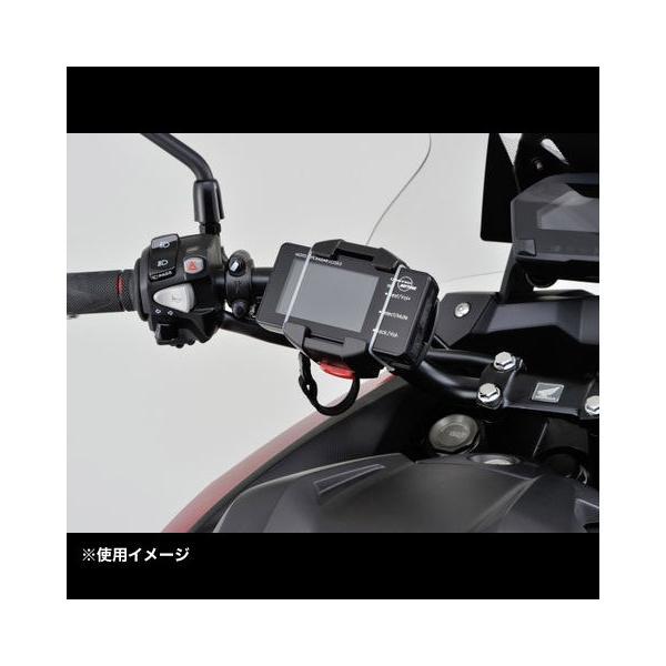 デイトナ(DAYTONA) MOTO GPS RADAR LCD レーダー用サイドフックセット 95202 terranet 02