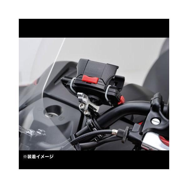 デイトナ(DAYTONA) MOTO GPS RADAR LCD レーダー用サイドフックセット 95202 terranet 03