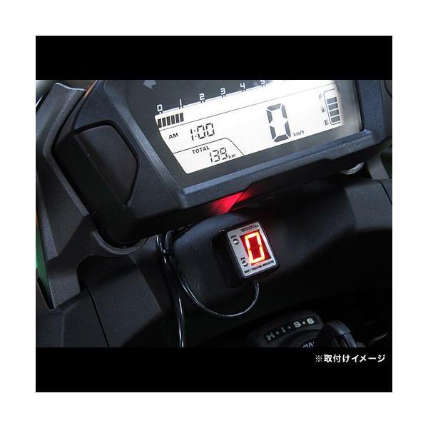 即納 プロテック SPI-H18 NC700X[RC63 '12〜]専用 シフトポジションインジケーター(シフトインジケーター) 11302|terranet|02