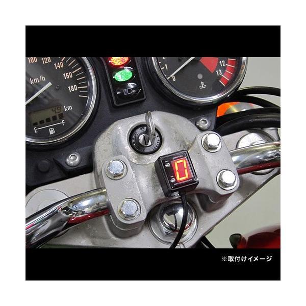 即納 プロテック SPI-H41 CB400Four [NC36 '97〜'99]専用 シフトポジションインジケーター(シフトインジケーター) 11386|terranet|02