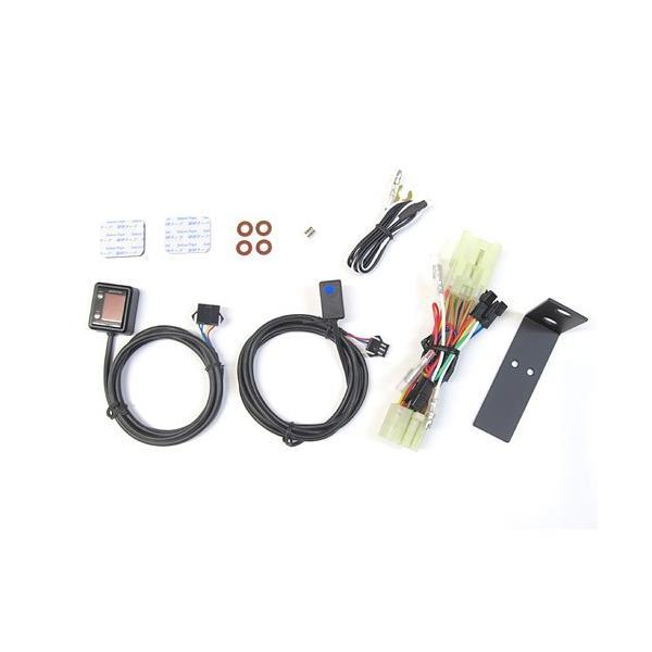 即納 プロテック SPI-S45 イナズマ1200 ['98〜'99 GV76A]専用 シフトポジションインジケーター(シフトインジケーター) 11093 terranet 02