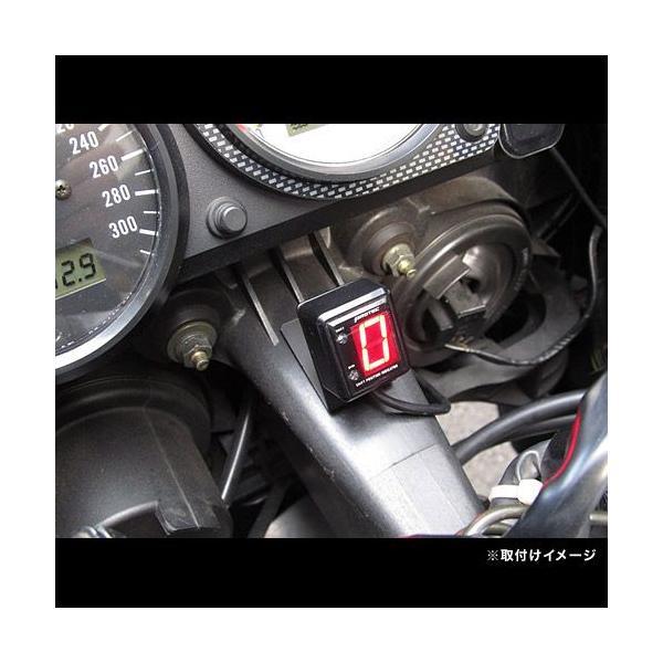即納 プロテック SPI-S52 TL1000R(逆輸入車)[VT52A '98〜]専用 シフトポジションインジケーター(シフトインジケーター) 11353|terranet|02