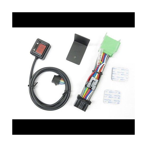 即納 プロテック SPI-S52 TL1000R(逆輸入車)[VT52A '98〜]専用 シフトポジションインジケーター(シフトインジケーター) 11353|terranet|03