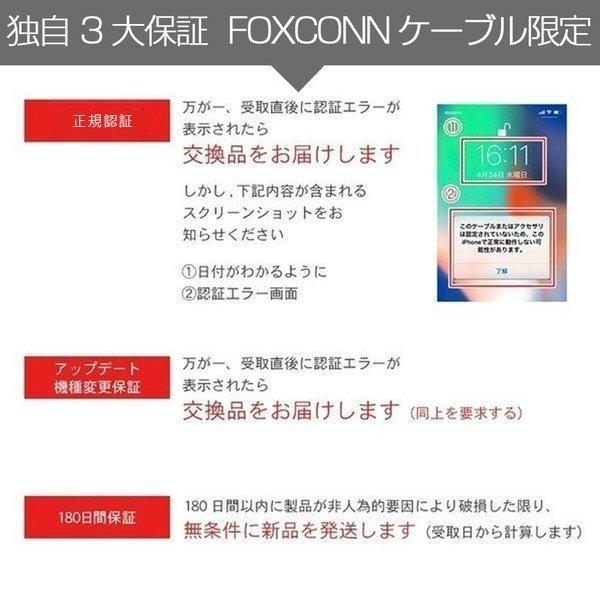 PD急速充電 ケーブル Apple純正 iPhone 充電ケーブル Foxconn製 USB Type C ライトニングケーブル 1m アップル公式MFI認証済 teruyukimall 14