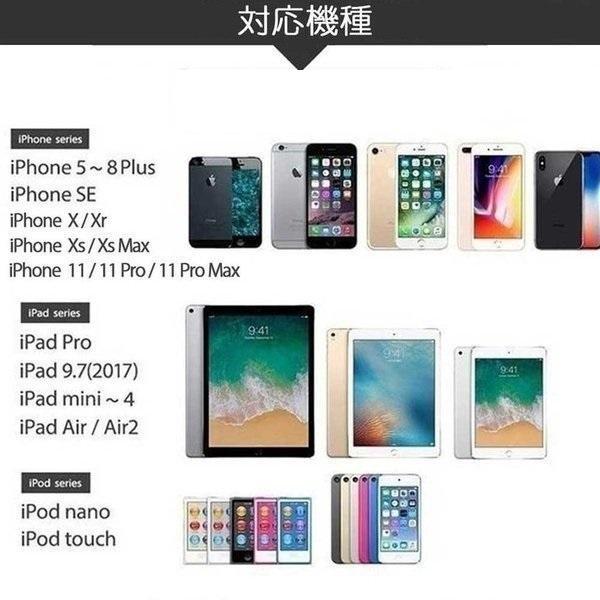 Apple純正ケーブル iPhone 充電ケーブル 0.5m 1m 1.5m 2m 3m アップル公式 MFI認証済 Foxconn製 ライトニングケーブル teruyukimall 11