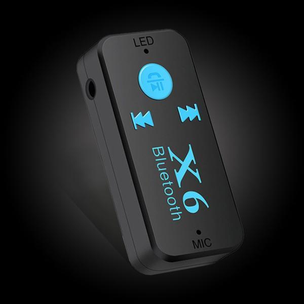 Bluetooth レシーバー 車載 オーディオ 音楽プレーヤー ハンズフリー 通話 3.5mm USB iPhone Android スマートフォン対応 TFカード対応可能|teruyukimall|05