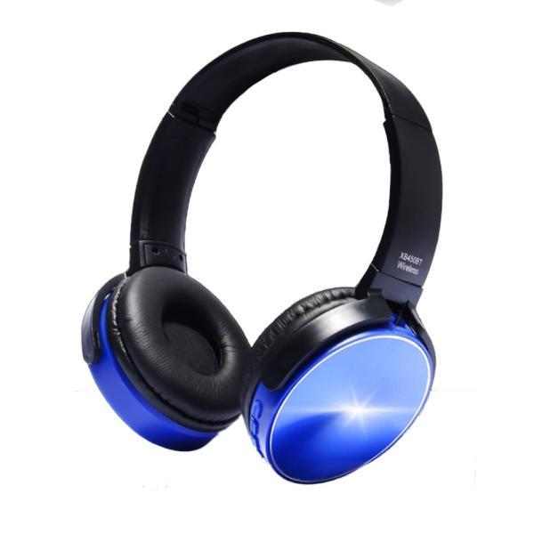 ヘットホン Bluetooth4.2 ワイヤレスヘッドホン ブルートゥース 無線 密閉型 重低音 AUX microSD マイク内蔵 伸縮可能|teruyukimall|09