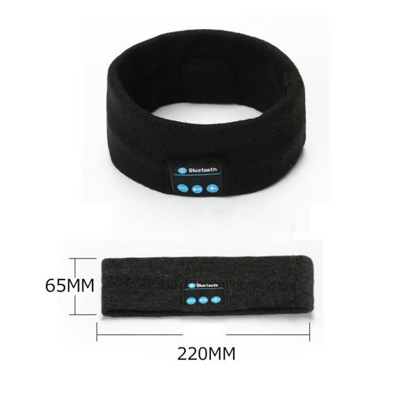 Bluetooth ヘッドバンド ヘッドホン イヤホン内臓 ワイヤレスイヤホン ジョギング ジム スポーツ メンズ レディース  スピーカー ハンズフリー ワイヤレス