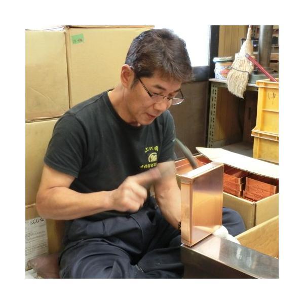 卵焼き器 フライパン 銅 日本製 12センチ 中村銅器製作所|teshigotohompo|04