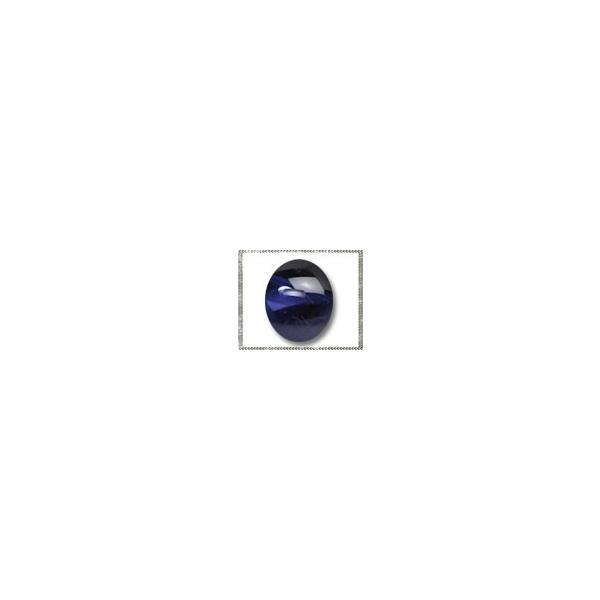 io oc 4x6 天然石ルース アイオライト オーバルカボッション 約4x6mm 1個