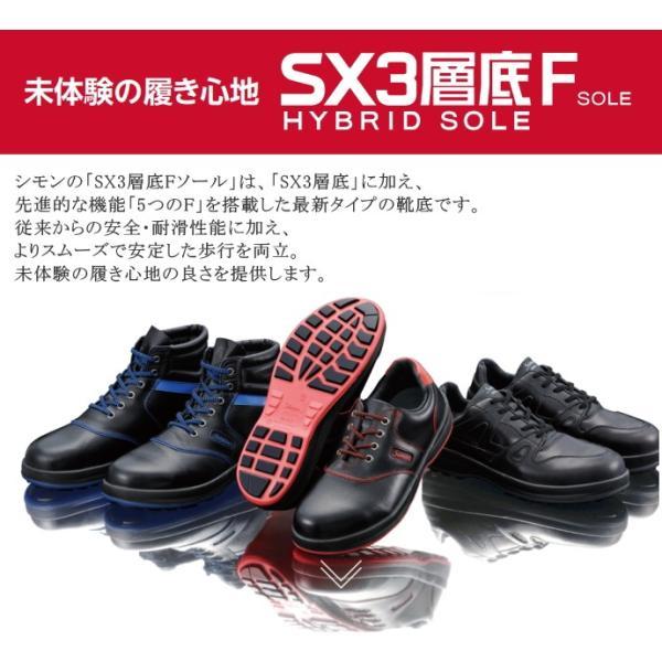 シモン 安全靴 WS11 ウォーキングセーフティ 短靴 tetsusizai 03