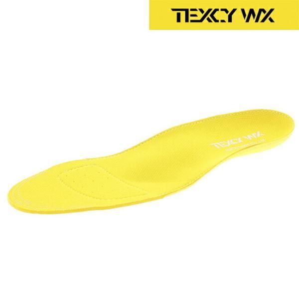 5%オフクーポン アシックス商事作業靴安全靴用中敷きテクシーワークスWX-1001SOCKスタンダード