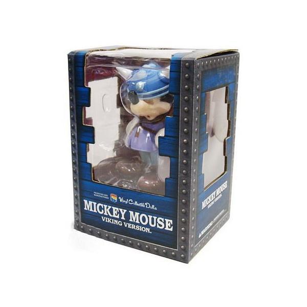 VCD ミッキーマウス バイキング メディコムトイ フィギュア|texas4619|03