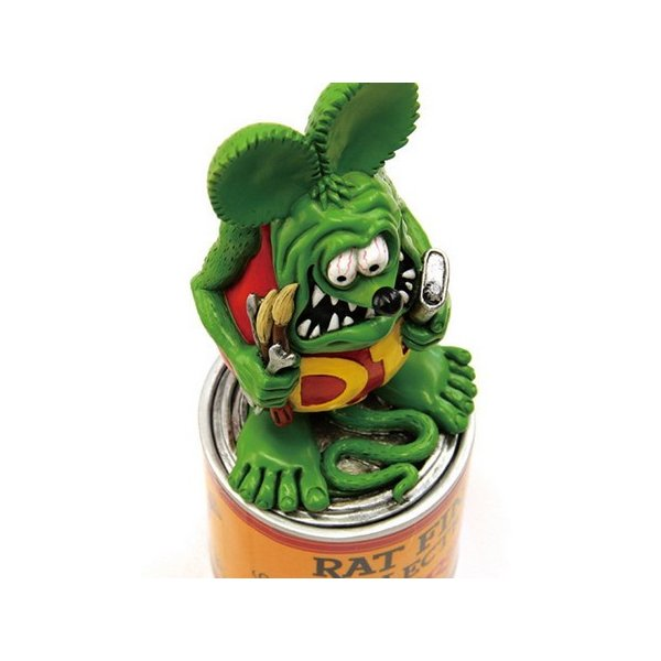 ラットフィンク ペイント缶スタチュー RAT FINK フィギュア アメリカ雑貨 アメリカン雑貨|texas4619|03