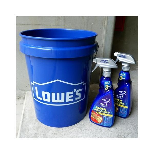 LOWE'S(ロウズ) バケツ 5ガロン アメリカ雑貨 アメリカン雑貨