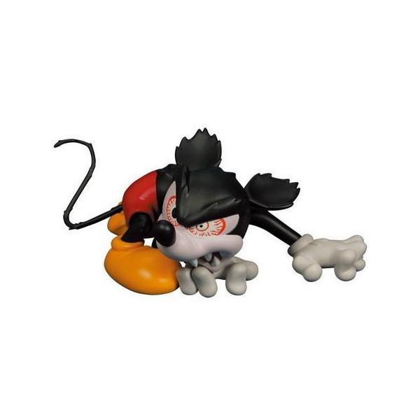 VCD ミッキーマウス ランナウェイブレイン メディコムトイ フィギュア|texas4619