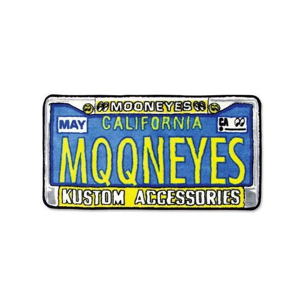 MOONEYES フロアマット(ライセンスフレーム) インテリア ムーンアイズ アメリカ雑貨 アメリカン雑貨 texas4619 02