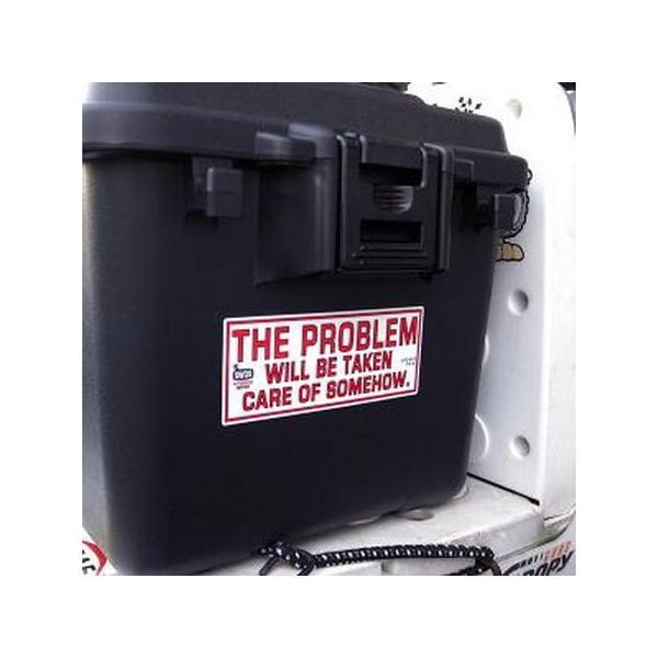コトワザ2Pシートステッカー(なんとかなるさ) アメリカ雑貨 アメリカン雑貨|texas4619|02
