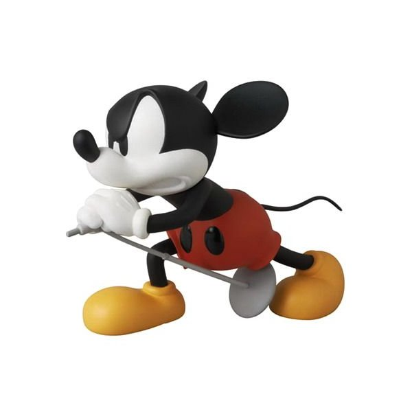 VCD ミッキーマウス ハードロックバージョン メディコムトイ フィギュア|texas4619